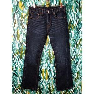 Levi's Men's 32 527 Slim Boot Cut Fit Jeans
